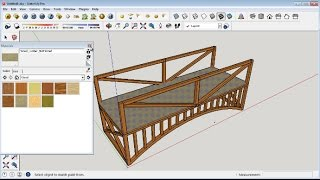 Google Sketchup Bridge Tutorial