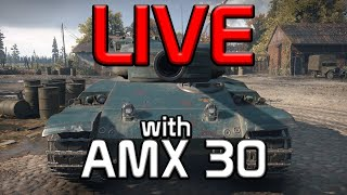 lIVE with AMX 30!