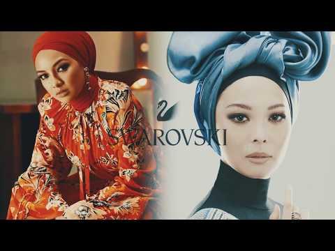 GLAM Malaysia | GLAM Hijab Isu #1: Vivy Yusof & Neelofa Sebalik Tabir