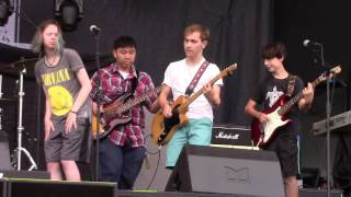 Radiohead - Just - School of Rock Palo Alto - Summerfest 2016