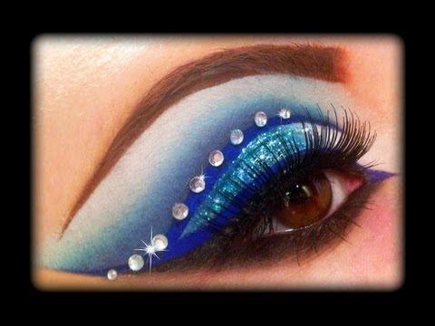 Sexy Cinderella's Make Up Tutorial! Collab with GlitterGirlC