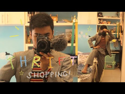 [VIDEO] - i went thrift shopping for my prom outfit (WHATTTT?) ?? / THRIFT WITH ME 5