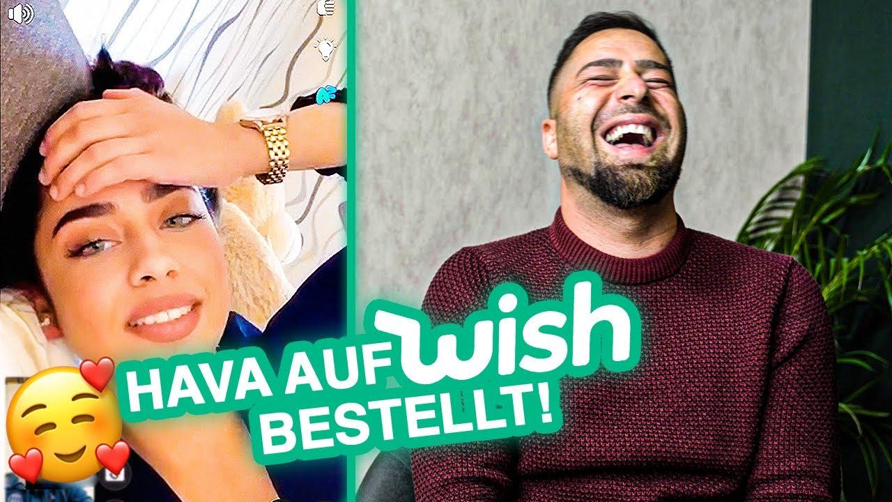 Hava auf Wish bestellt  | Shayan Garcia
