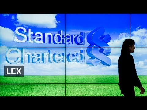 Problems emerge for StanChart