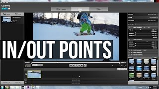 GoPro Tip: GoPro Studio In and Out Points