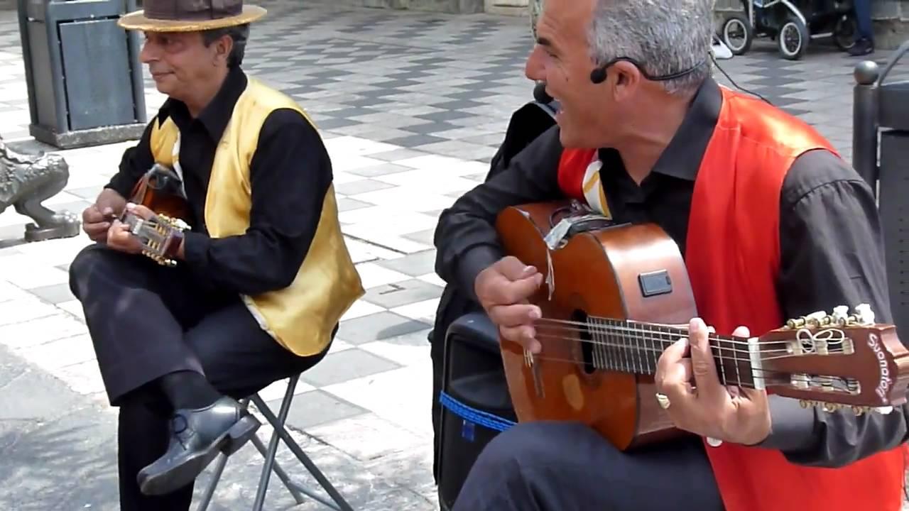 I Suonatori Di Taormina Marina
