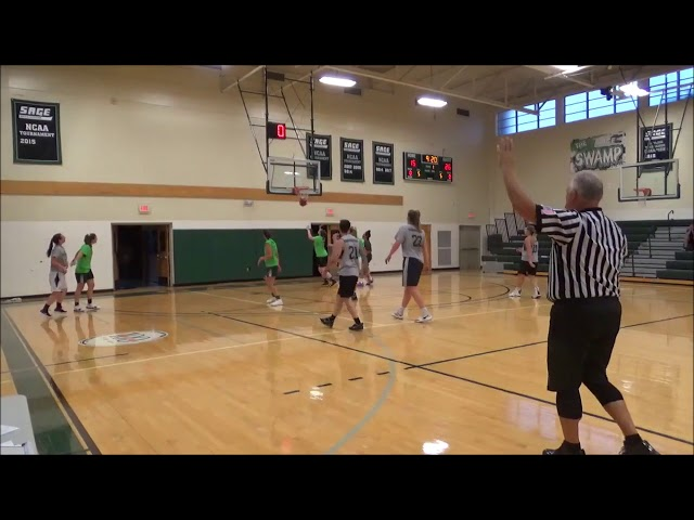 Game Highlights Summer Collegiate League: Light Grey vs Electric Green