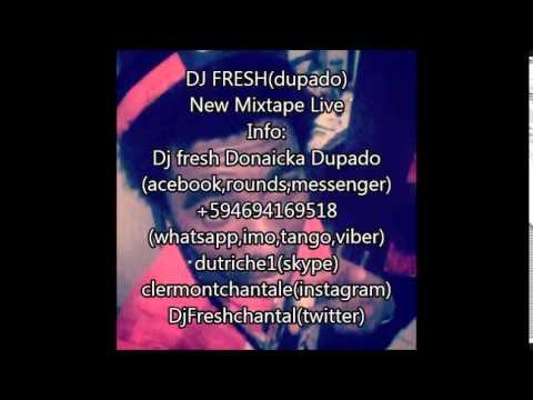 DJ FRESH Dupado!!!! AFRICAN MIXTAPE LIVE