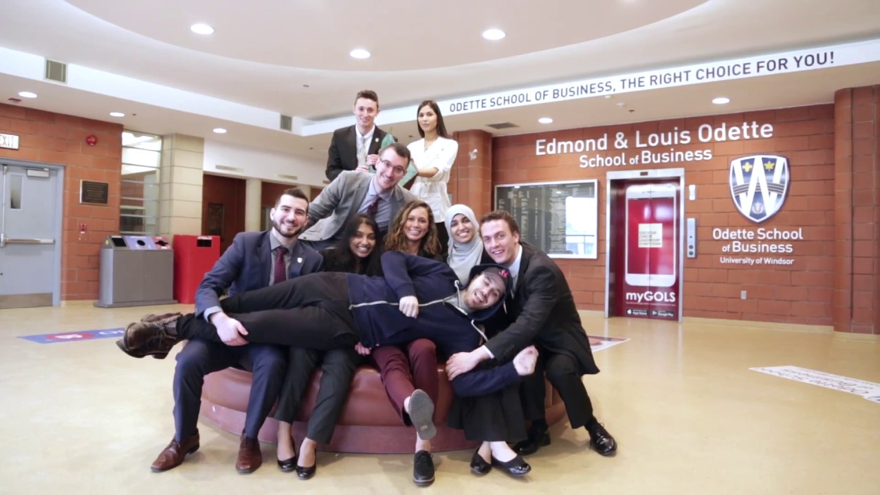 The Odette Mba Cl Of 2018 Presents I Ll Be There For You