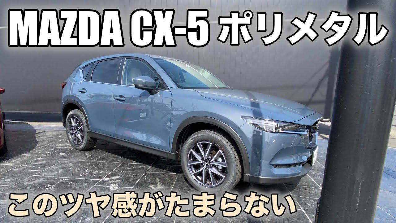 グレー Cx5 ポリ メタル