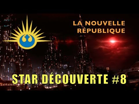 LA NOUVELLE RÉPUBLIQUE (CANON) \ Star Découverte #8