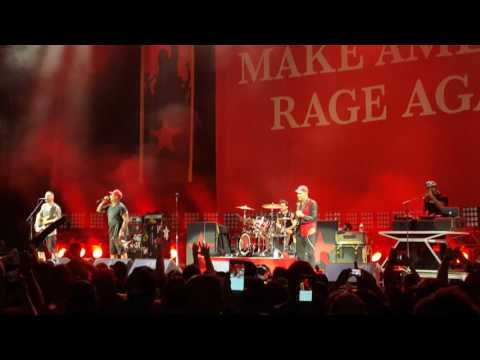 Prophets of Rage - Killing in the Name - Perfect Vodka Amphitheatre - West Palm Beach, FL 10-2-16