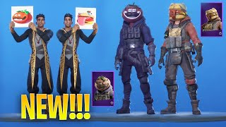 *NEW* GUTBOMB & HUTHOUSE SKINS! Fortnite Item Shop August 16