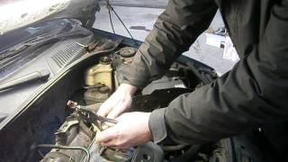 remplacement  capteur clio 2