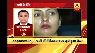पत्नी हसीन जहां की शिकायत पर कोलकाता में मोहम्मद शमी के खिलाफ FIR दर्ज
