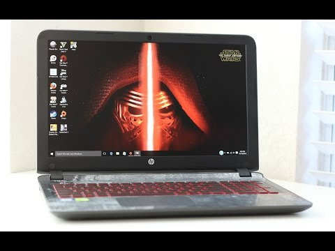 HP Star Wars Special Edition Laptop Review