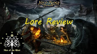 The Lord of the Rings Online- Lore Review