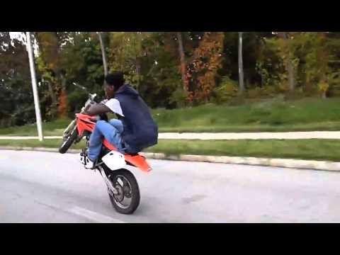 MEEK MILL MY MOMENT bike life