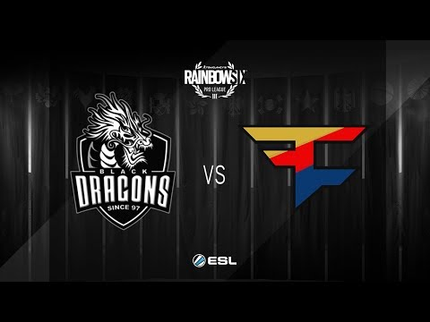 [R6 PRO LEAGUE] Season 7 Latam - Black Dragons vs FaZe Clan