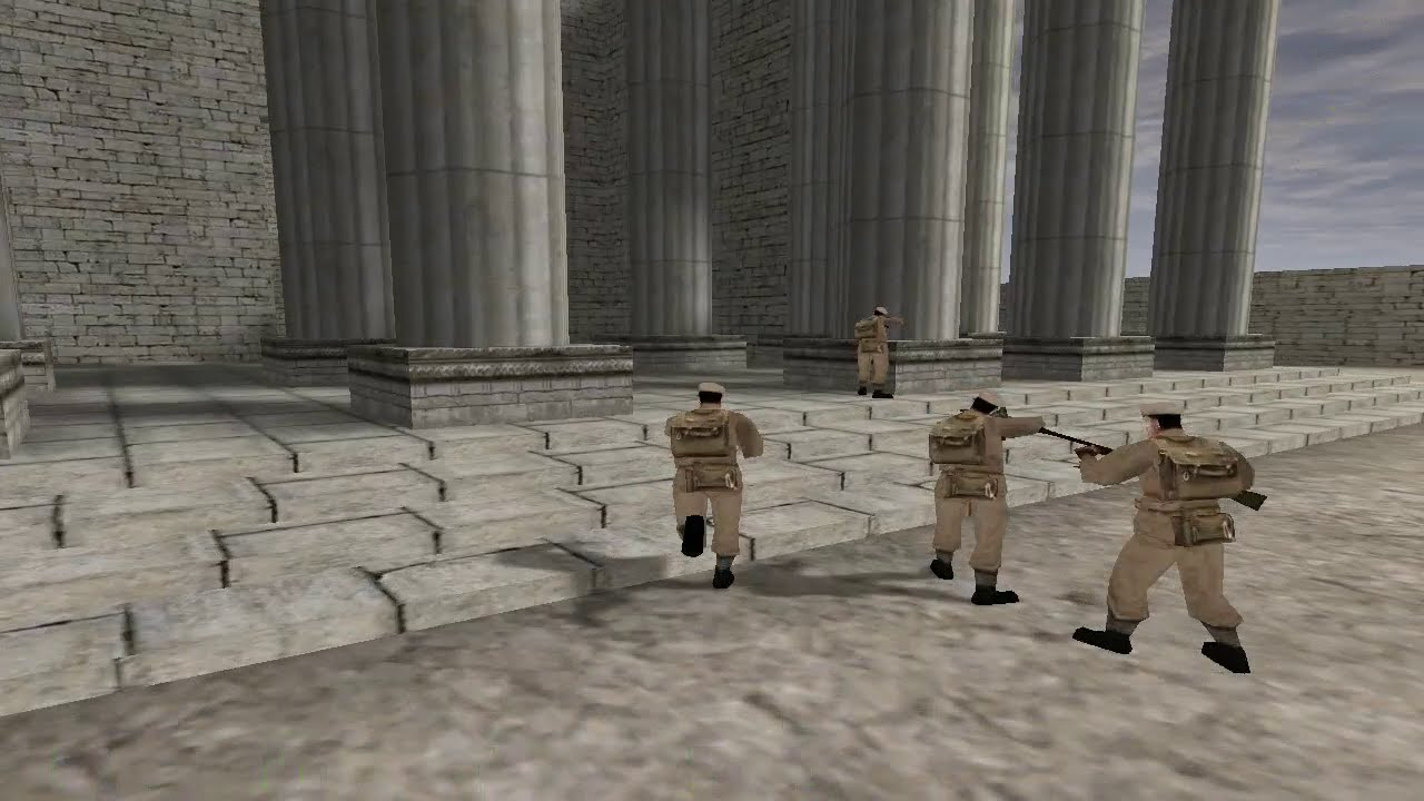 Play Hidden and Dangerous Deluxe Greece Mission 3 Thessalaia oracle