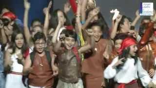 groupe scolaire la rsidence spectacle des cm2 ce6 mai 2015