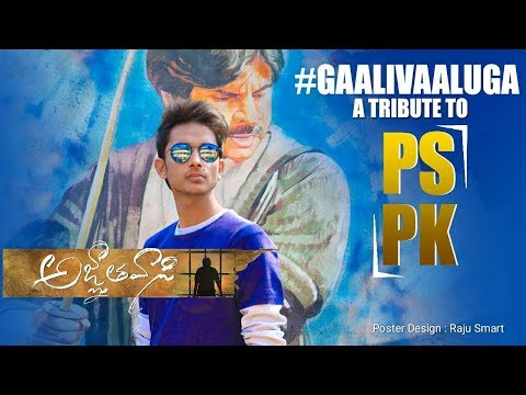 Gaali Vaaluga Cover Song - A Tribute To #PSPK