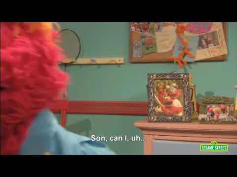 Elmo Evil Morty Meme
