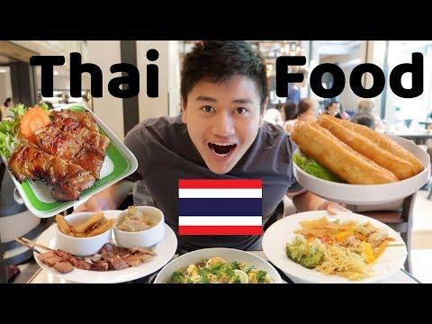 The Best Thai Breakfast Buffet | Marriott Resort Hua Hin
