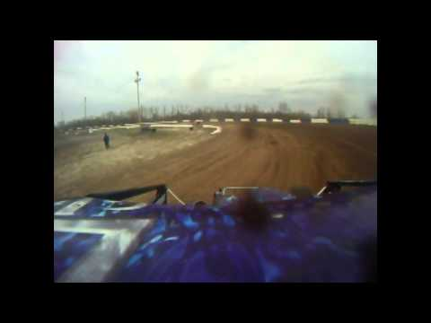 04/10/2011 TONY STEINER NEW CAYUGA COUNTY FAIR SPEEDWAY TEST & TUNE