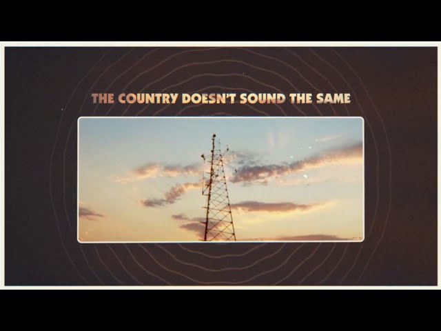 John Baumann - The Country Doesn't Sound The Same
