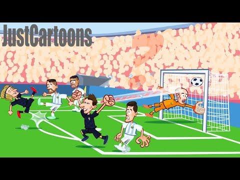 🏆Argentina vs Croatia 0:3 ⚽World Cup Highlights 🏆 thumbnail