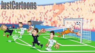 🏆Argentina vs Croatia 0:3 ⚽World Cup Highlights 🏆