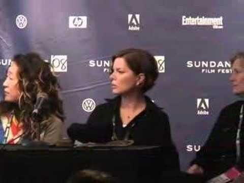 Jury selection Sundance Film Festival 2008