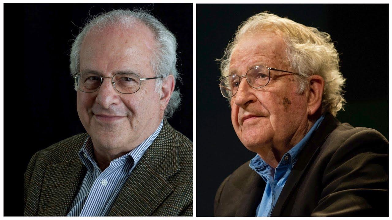 Noam Chomsky über Aussichten & Aufgaben zu Beginn des Jahres 2021
