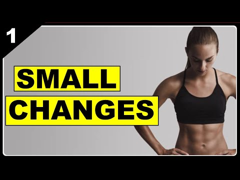 How To Lose Weight Fast For Teenagers Girls At Home – Small Changes