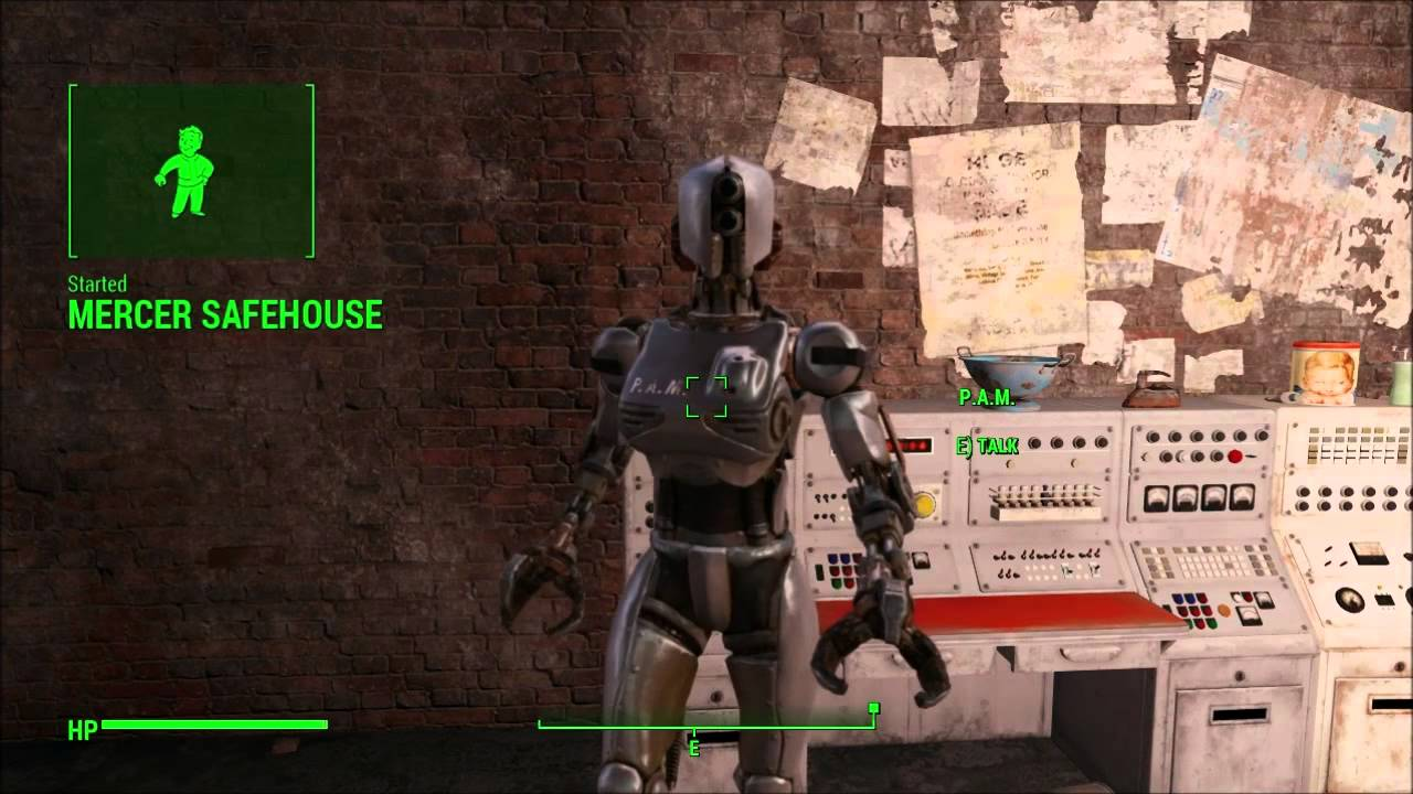 Mercer Safehouse Fallout 4 Wiki Guide Ign
