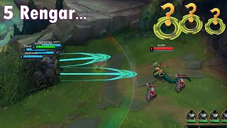 Baixar BEST ONE FOR ALL MOMENTS 2020 (OFA 1 Mordekaiser vs 5 Talon, 5 Ashe ult...)