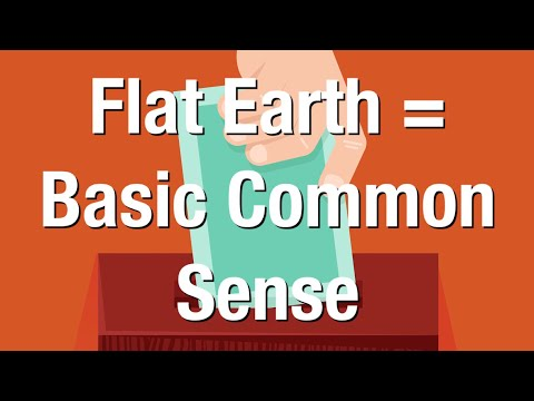 Flat Earth = Basic Common Sense Nathan Oakley Joins Flat Out Elected