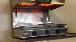 видео Витрина тепловая Airhot HW-2