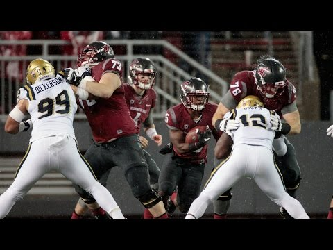 Highlights: Washington State football holds on against UCLA, 27-21