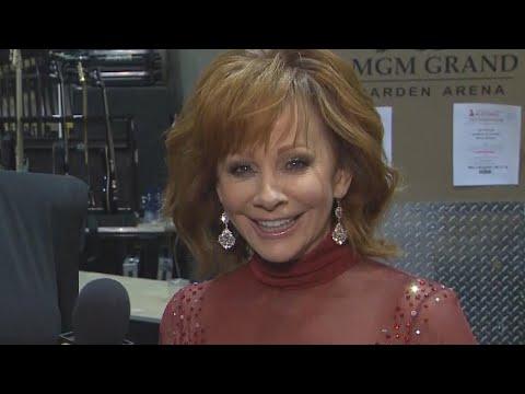Reba McEntire Praises Carrie Underwood's ACM Awards Return (Exclusive)