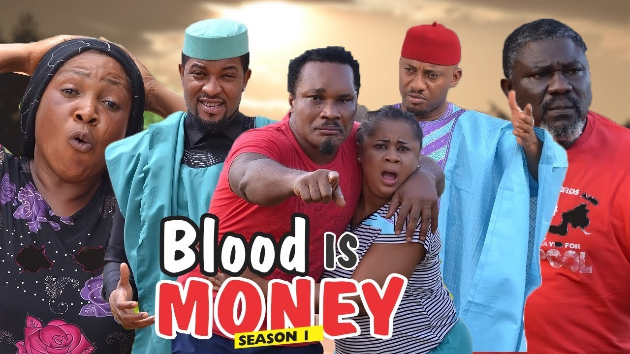 Download BLOOD IS MONEY 1 - 2018 LATEST NIGERIAN NOLLYWOOD MOVIES || TRENDING NOLLYWOOD MOVIES