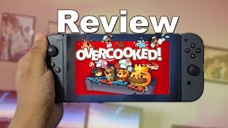 Overcooked Special Edition Nintendo Switch Review (Video Game Video Review)
