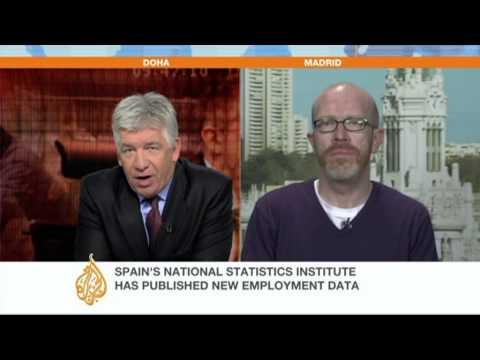 Discussing Spain's economic crisis
