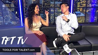 TFT TV - Cheryl Martinez Interviews BeatBox Champion Spencer Knight