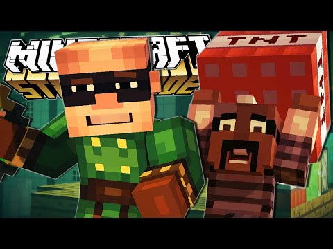 Minecraft Story Mode | ASSEMBLY REQUIRED!! | Episode 2 [#1]