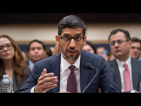 Google CEO Answers Really Stupid Questions From Really Stupid Politicians