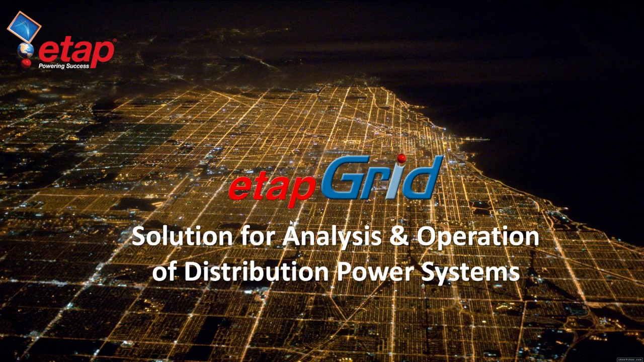 ETAP Grid - Distribution
