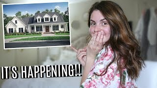 WE'RE BUYING A HOUSE!!