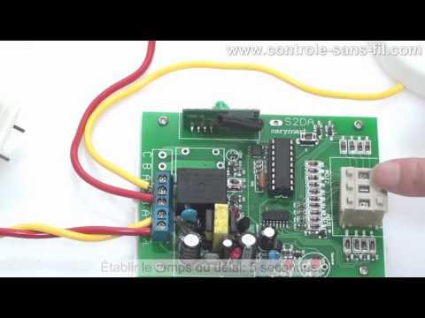 Arduino barri re infrarouge relais doovi for Comment ouvrir une porte de garage automatique